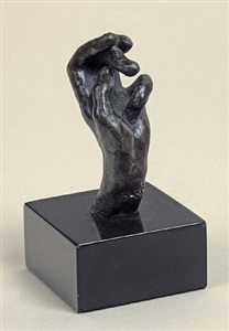 the hand of god - auguste rodin in conversation by auguste rodin