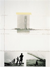 600 cibicmeter pacage, kassel by christo and jeanne-claude