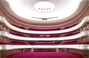 deutsche oper am rhein düsseldorf i by candida höfer