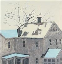 january house by lois dodd
