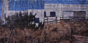 amagansettt diptych #7 by jennifer bartlett