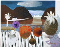 pineapple by mary fedden