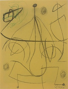 drawings by joan miro by joan miró