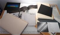 extensive archive 1965-2008 by dan flavin