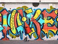 hiding in the city no. 2 by liu bolin