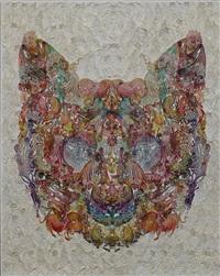 faces-cat by wu jian'an