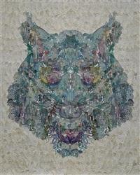 faces-tiger by wu jian'an