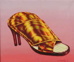 gold pump by ed paschke