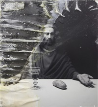 the last supper: acts of god by hiroshi sugimoto
