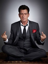 charlie sheen 1 by gavin bond