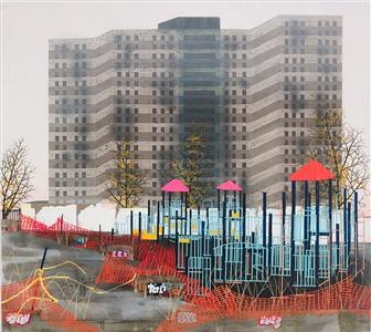 playground (weeds) by erik benson
