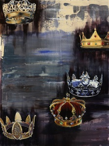 falling crowns by douglas schneider