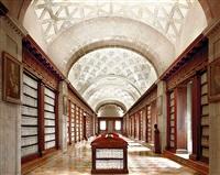 biblioteca archivio delle indie - siviglia by massimo listri