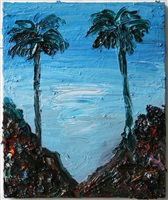 study for landscape i by armen eloyan