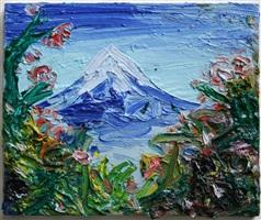 study for landscape v by armen eloyan