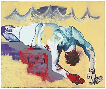 martin kippenberger - the raft of the medusa by martin kippenberger