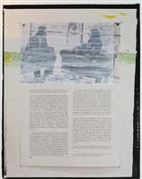 página da revista positif (conversa), da série a forma de apagar imgens by pedro barateiro