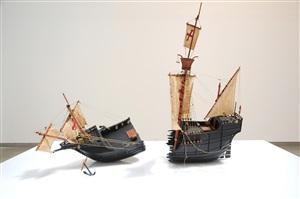shipwreck (santa maria) by carlos motta