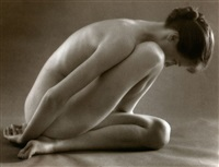 folding by ruth bernhard