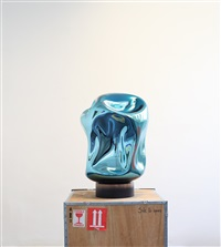 solid liquid – aquamarine by arik levy