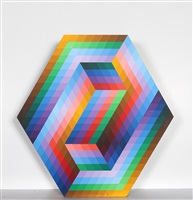kedzi by victor vasarely