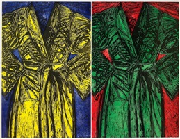 kindergarten robes by jim dine