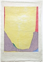 east and beyond by helen frankenthaler