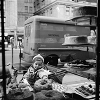 new york, ny by vivian maier
