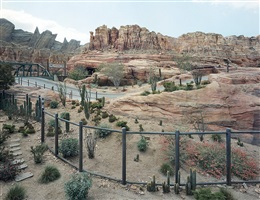 canyon. anaheim, california by thomas struth
