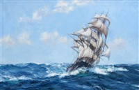 rolling along by montague dawson