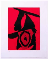 red queen by robert motherwell