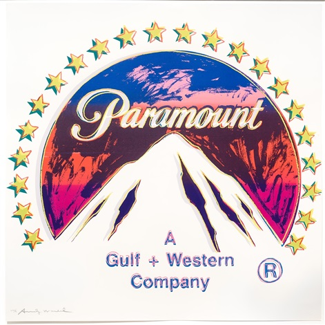 paramount, from ads by andy warhol