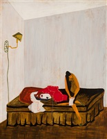 letter from home by jacob lawrence