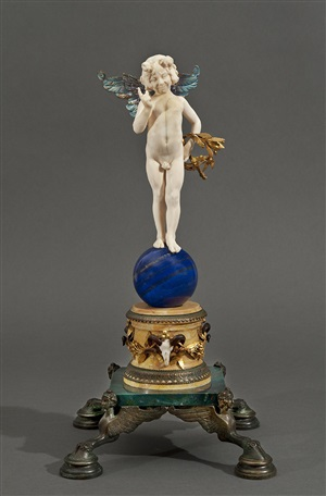 cupid by frederick william macmonnies