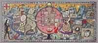 map of truths and beliefs by grayson perry