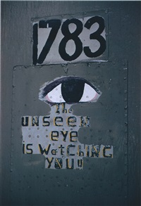 the unseen eye by saul leiter