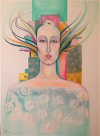 la diosa azul by josé miura