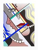 modern art i by roy lichtenstein
