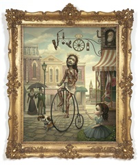 main street u.s.a. by mark ryden