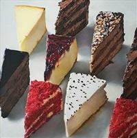 cake slices by ben schonzeit