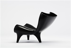 orgone chair by marc newson