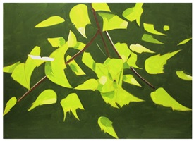 branches by alex katz