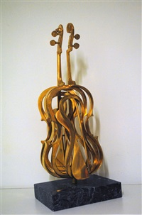 violin by arman