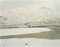 yangtze, the long river: qinghai province iii by nadav kander