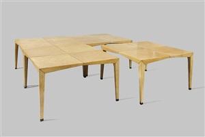 paire de tables basses de valzania by valzania