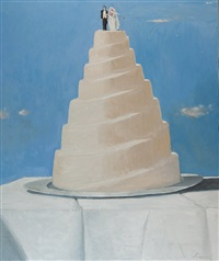 la torre de babel by julio larraz