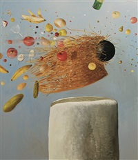 rules of engagement by julio larraz