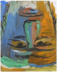 expressionismus by georg baselitz