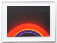 ohne titel (regenbogen) by otto piene