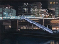 living bridge by michael bach